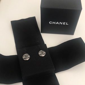 Authentic Chanel earrings!!